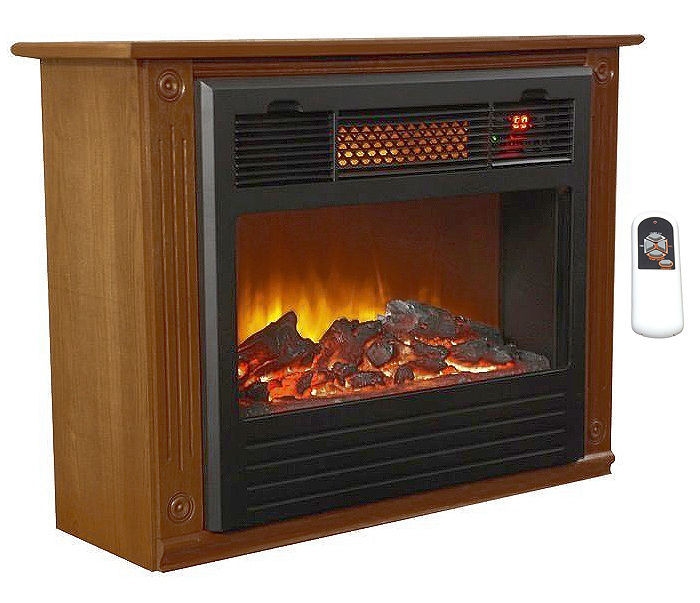 Best ideas about Infrared Fireplace Heater . Save or Pin Lifesmart Infrared Fireplace Heater LS IF1500 Mofp w Now.