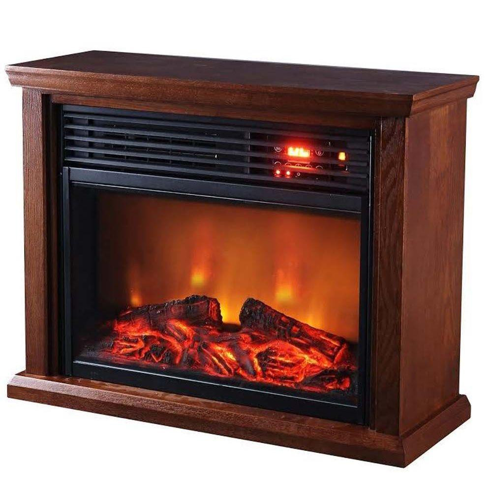 Best ideas about Infrared Fireplace Heater . Save or Pin SUNHEAT 1500 Watt Patented Heat Exchanger Room Now.