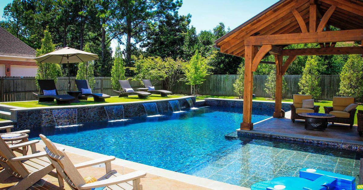 Best ideas about Inground Pool Ideas . Save or Pin Inground Pool Designs Ideas Inground Pool Designs Now.