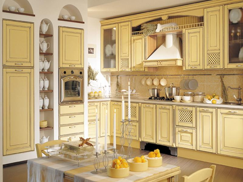 Best ideas about Italian Kitchen Decor . Save or Pin Awesome Kitchen Design From Vintage Italian Decor Now.