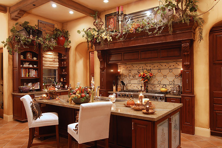 Best ideas about Italian Kitchen Decor . Save or Pin Italian Kitchen Decor Now.