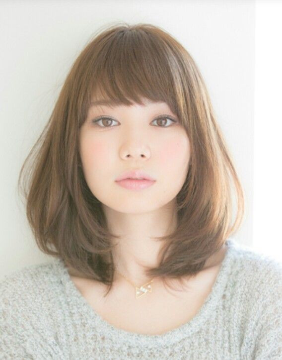 """Best ideas about Japanese Hairstyles Female . Save or Pin The """"Japanese haircut"""" of ting your hair done Yasmin Now."""