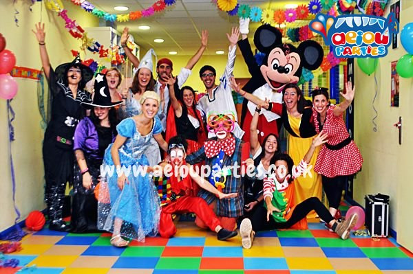 Best ideas about Kids Birthday Party Entertainment . Save or Pin Kids Themed Parties in Manchester Now.