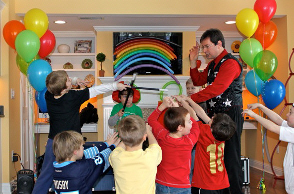 Best ideas about Kids Birthday Party Entertainment . Save or Pin Milwaukee Birthday Party Entertainer Children Performer in Now.
