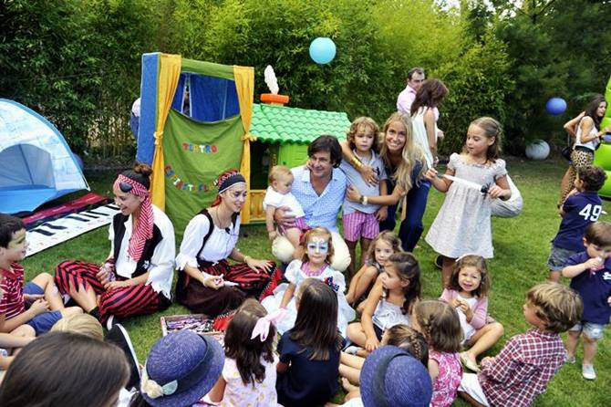 Best ideas about Kids Birthday Party Entertainment . Save or Pin Outdoors Children s Birthday Party in London Now.