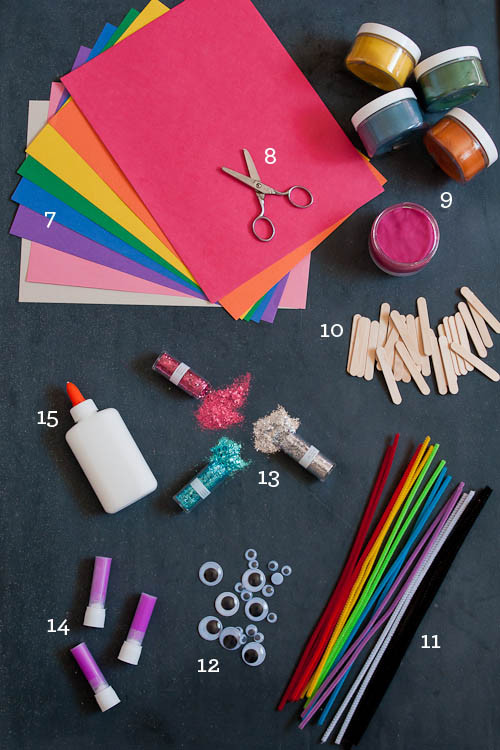 Best ideas about Kids Crafting Supplies . Save or Pin Living Well 4 Secrets to the Ideal Art Supply Cupboard Now.