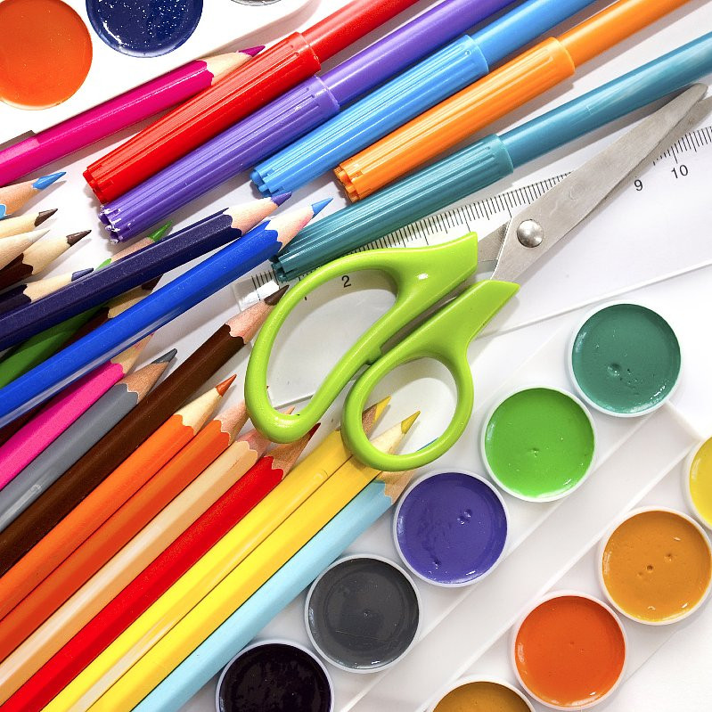 Best ideas about Kids Crafting Supplies . Save or Pin Ways to Keep Craft Supplies Organized Now.