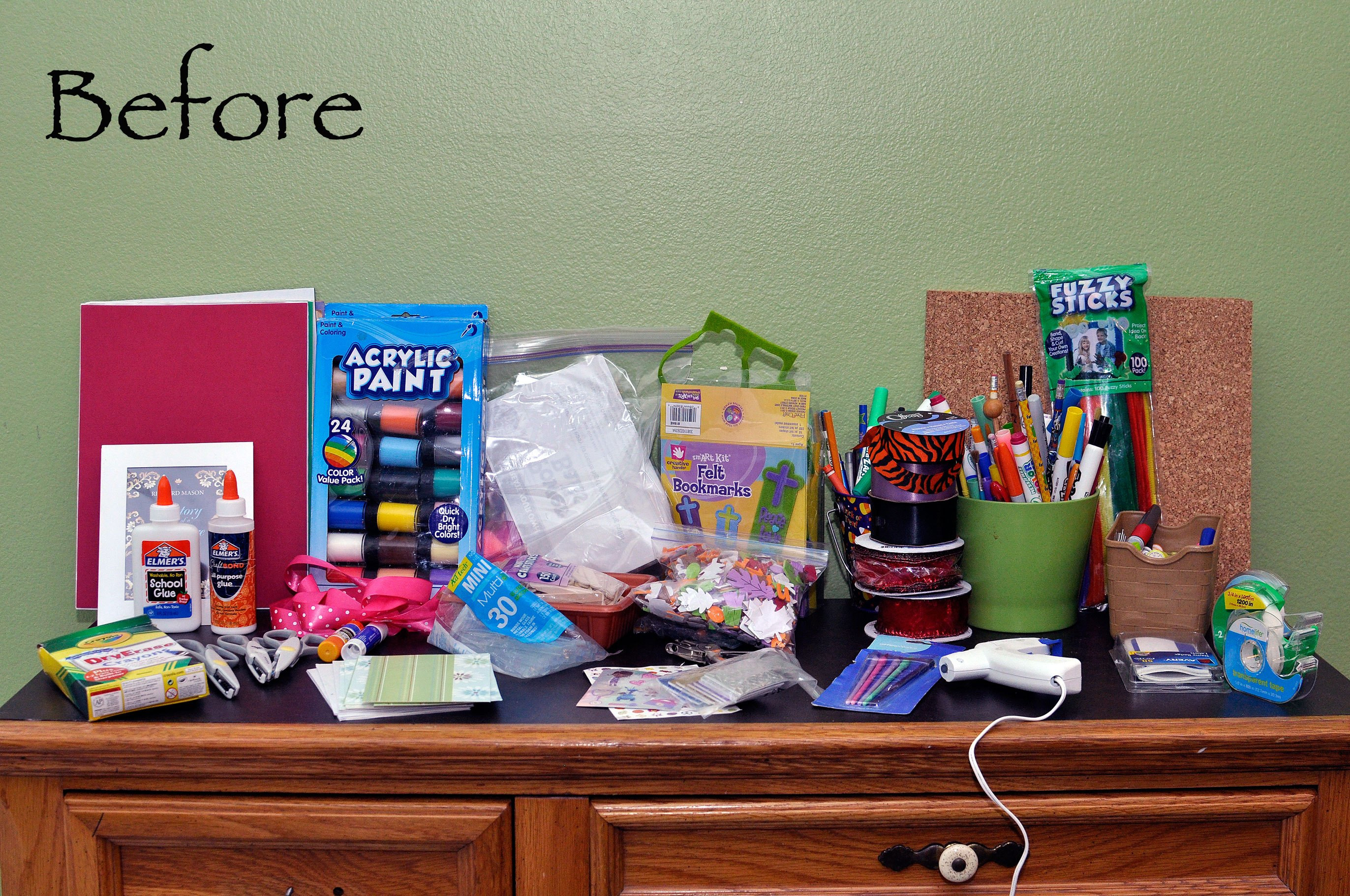 Best ideas about Kids Crafting Supplies . Save or Pin How To Organize Kids Craft Supplies Rockin Mama™ Now.
