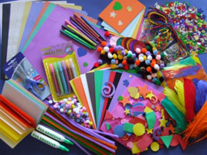 Best ideas about Kids Crafting Supplies . Save or Pin Craft Buffet Now.