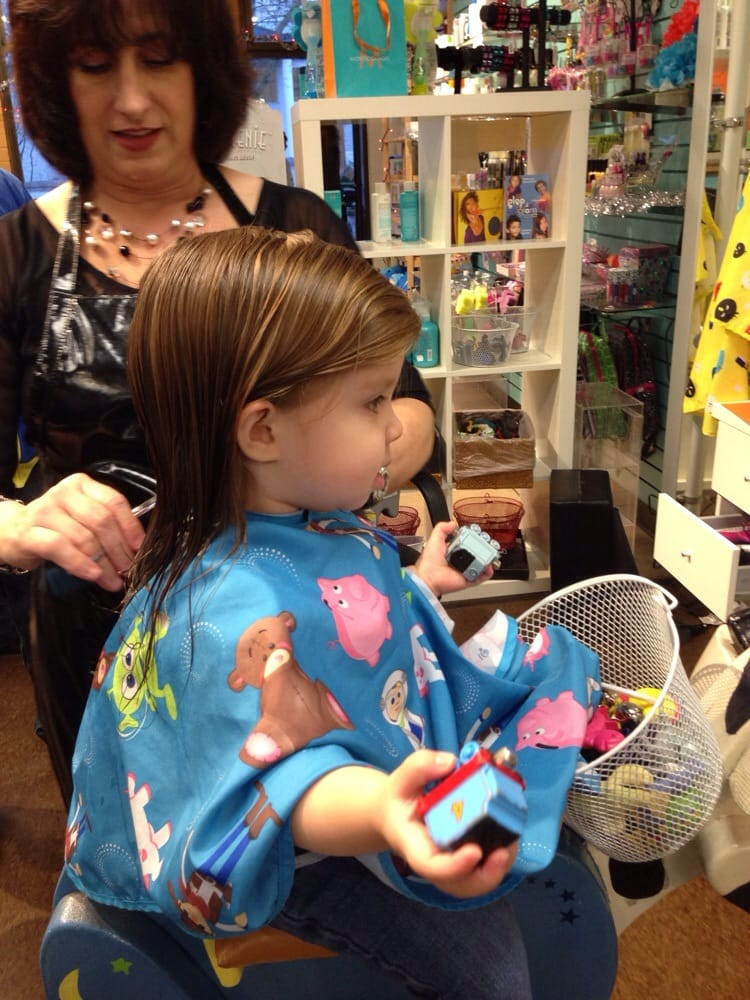 Best ideas about Kids Haircuts Bellevue . Save or Pin Milla s first haircut Yelp Now.