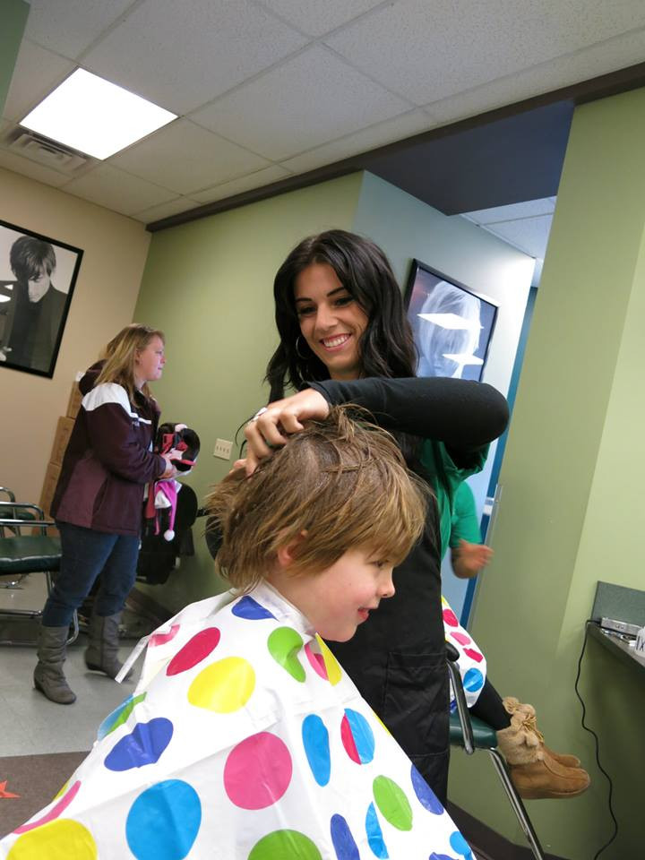 Best ideas about Kids Haircuts Bellevue . Save or Pin Beauty School Holiday Event Now.