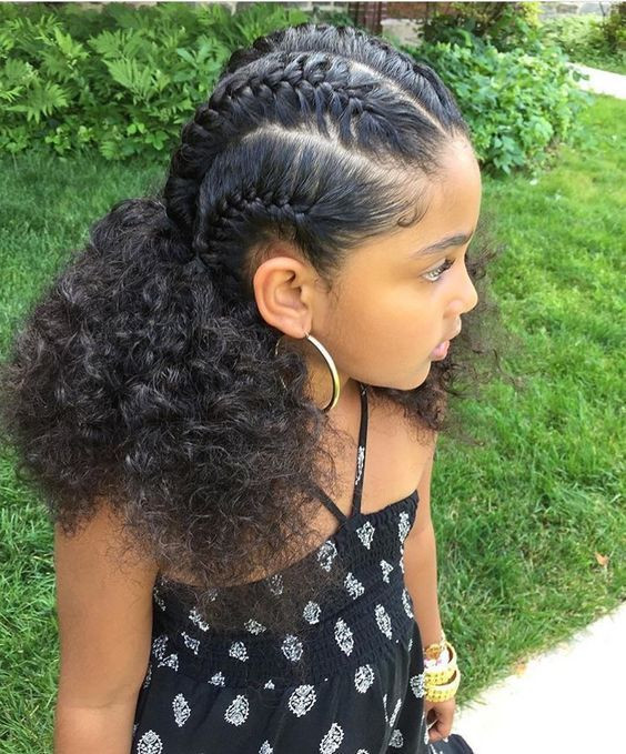 Best ideas about Kids Hairstyles For School . Save or Pin Simple and easy back to school hairstyles for your natural Now.