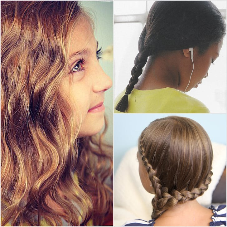 Best ideas about Kids Hairstyles For School . Save or Pin Easy School Hairstyles Now.