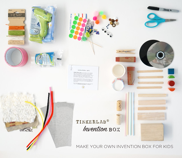 Best ideas about Kids Make Your Own . Save or Pin Invention Ideas for Kids DIY Kids Invention Box Now.