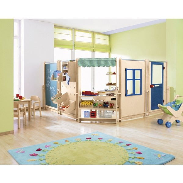 Best ideas about Kids Room Devider . Save or Pin Play Store Medium Partition Wall Now.