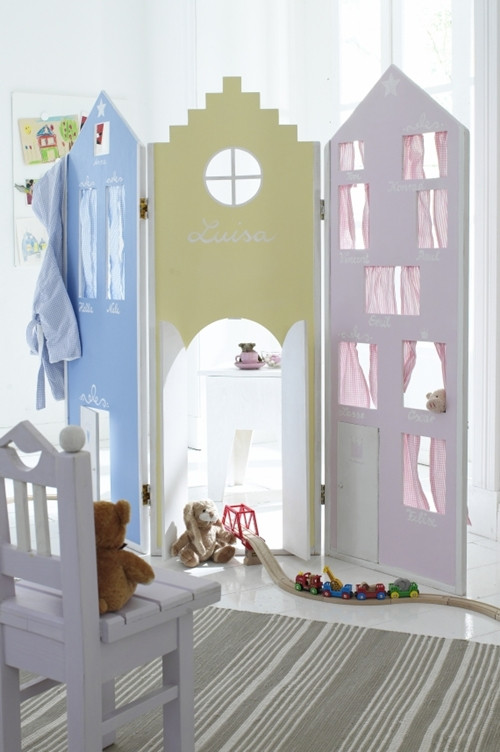 Best ideas about Kids Room Devider . Save or Pin The room divider – a simple and flexible tool for Now.
