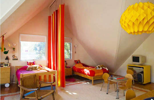 Best ideas about Kids Room Devider . Save or Pin Creative Design Ideas for Your Child's Bedroom Now.