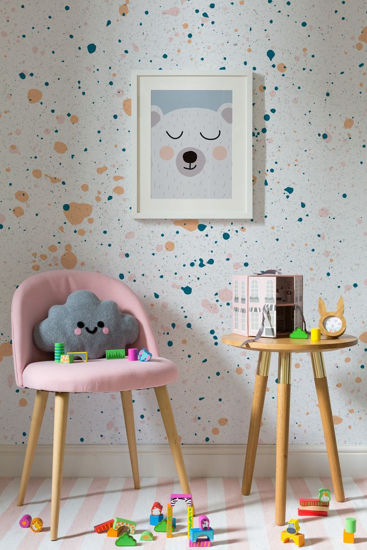 Best ideas about Kids Room Wallpaper . Save or Pin Wallpaper Design For Kids Room Wallpaper Bits Now.