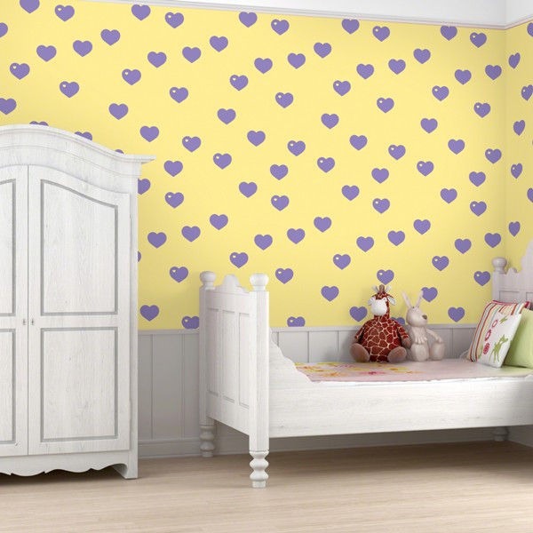 Best ideas about Kids Room Wallpaper . Save or Pin Colorful Patterned Wallpapers For Kids' Rooms by Allison Now.