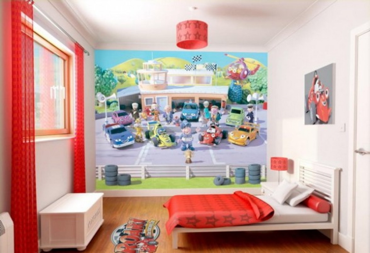 Best ideas about Kids Room Wallpaper . Save or Pin LEGO Wallpaper for Kids Room WallpaperSafari Now.