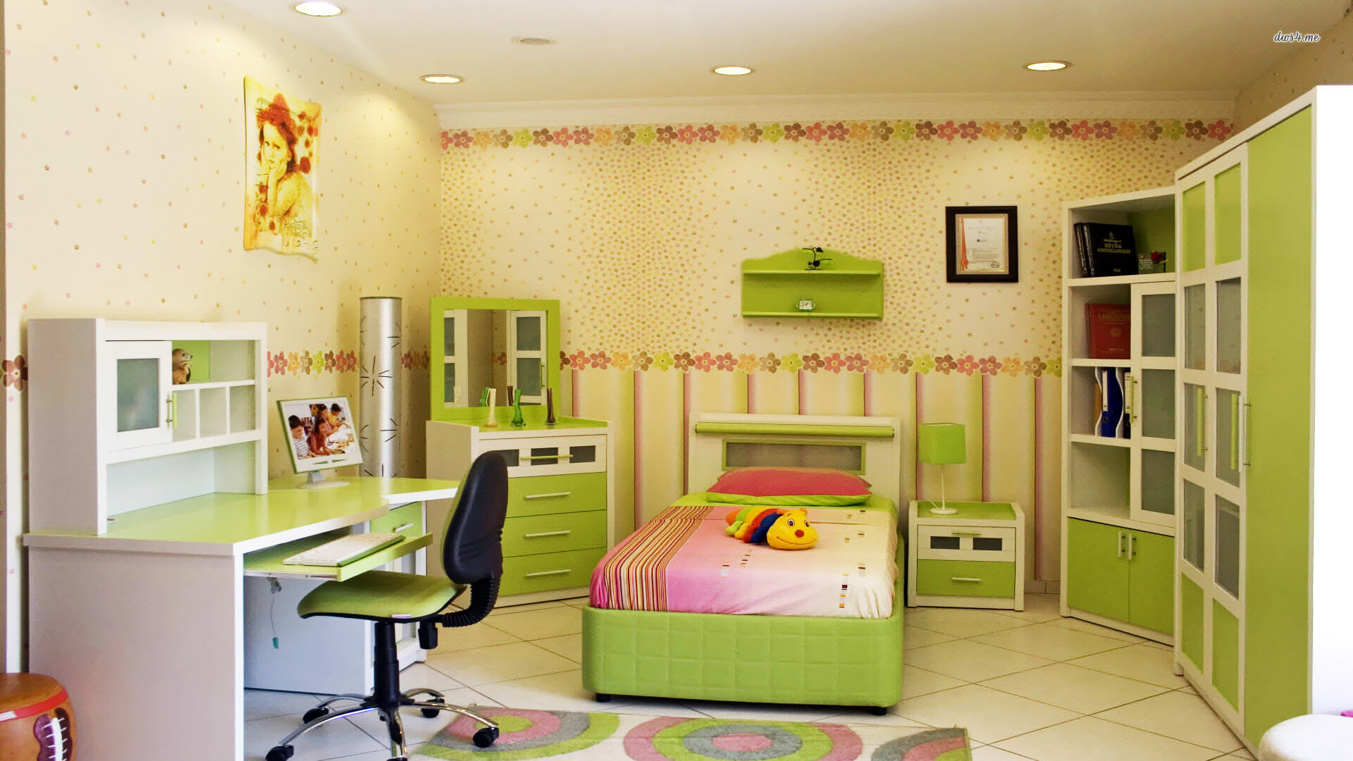 Best ideas about Kids Room Wallpaper . Save or Pin Wallpaper Kids Room WallpaperSafari Now.