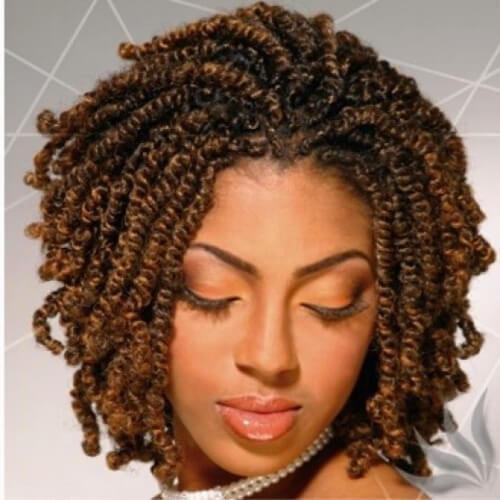Best ideas about Kinky Braid Hairstyles . Save or Pin 50 Outgoing Kinky Twists Ideas for African American Women Now.