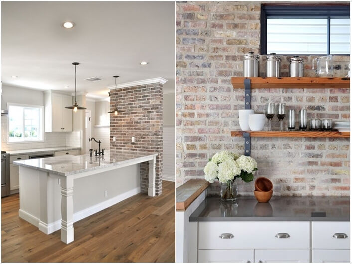 Best ideas about Kitchen Accent Wall . Save or Pin 10 Cool Kitchen Accent Wall Ideas for Your Home Now.