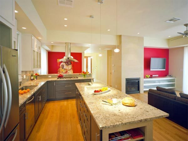 Best ideas about Kitchen Accent Wall . Save or Pin Kitchen Accent Wall Ideas — Eatwell101 Now.