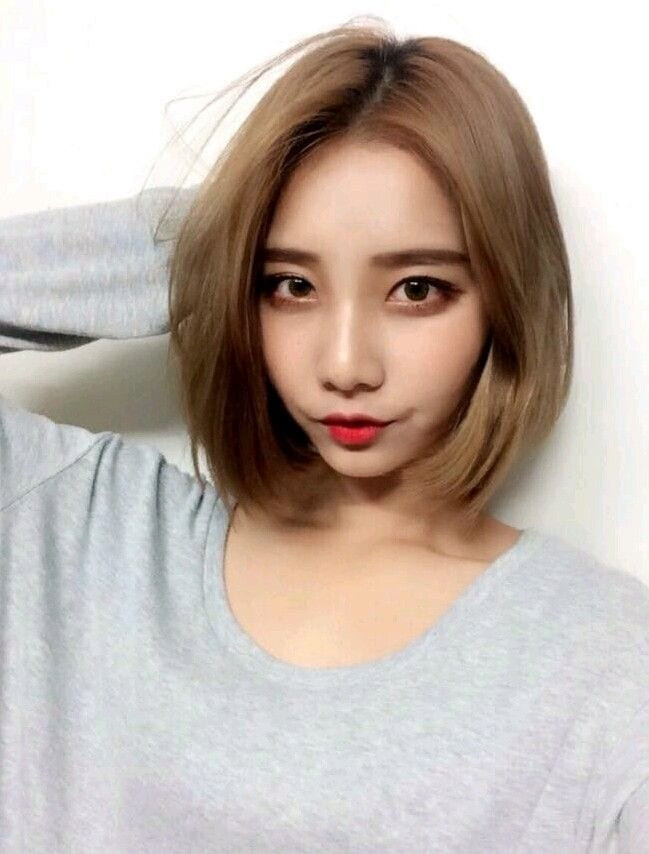 Best ideas about Korean Hairstyle Female . Save or Pin Skinny Girl Hair Looks 25 Best Hairstyles for Skinny Girls Now.