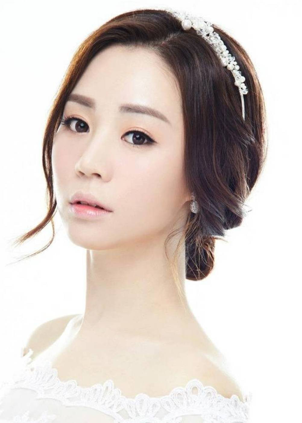 Best ideas about Korean Hairstyle Female . Save or Pin 14 Best Korean Wedding Hairstyle 2015 Image And Picture Now.