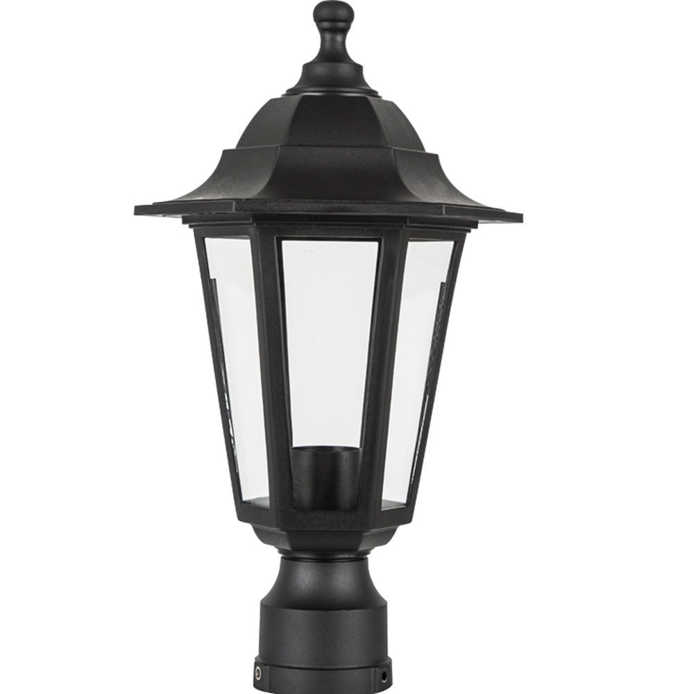 Best ideas about Lamp Post Lights . Save or Pin Outdoor Lamp Fixture Post Outside Antique Pole Mount Now.