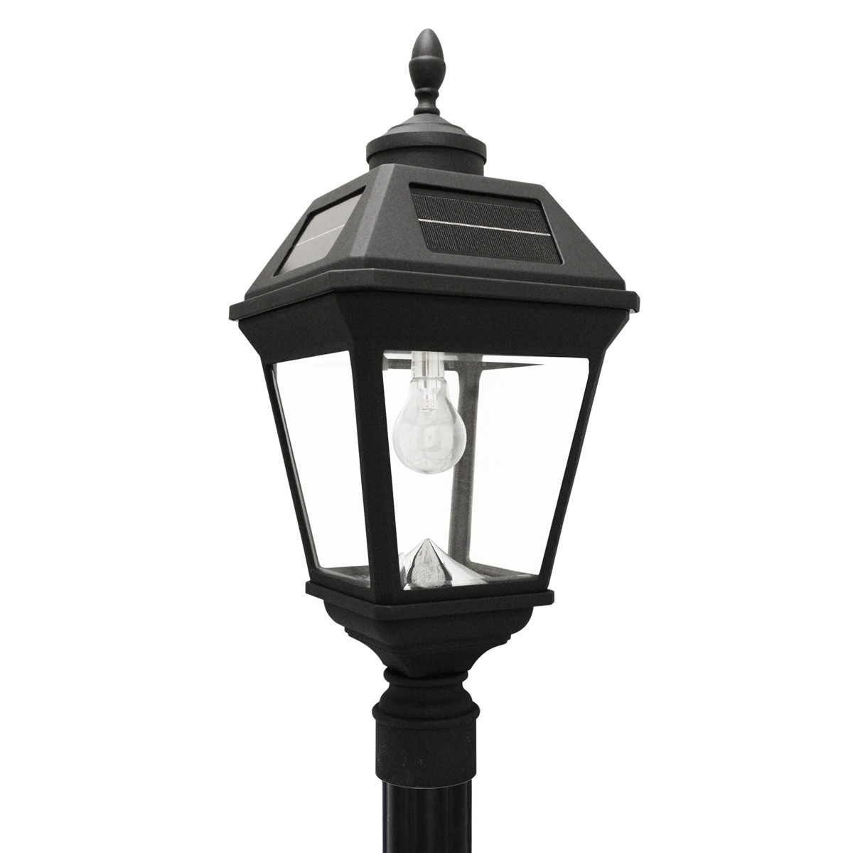 Best ideas about Lamp Post Lights . Save or Pin IMPERIAL Bulb Solar Lamp and Single Lamp Post with GS Now.