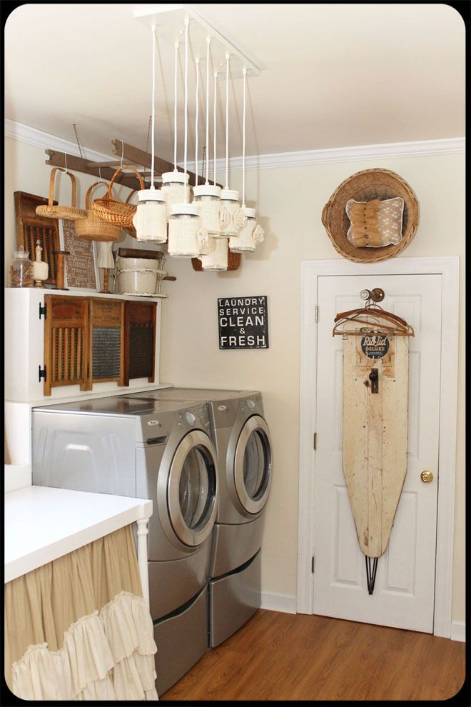Best ideas about Laundry Room Accessories . Save or Pin Laundry Room Decor Now.