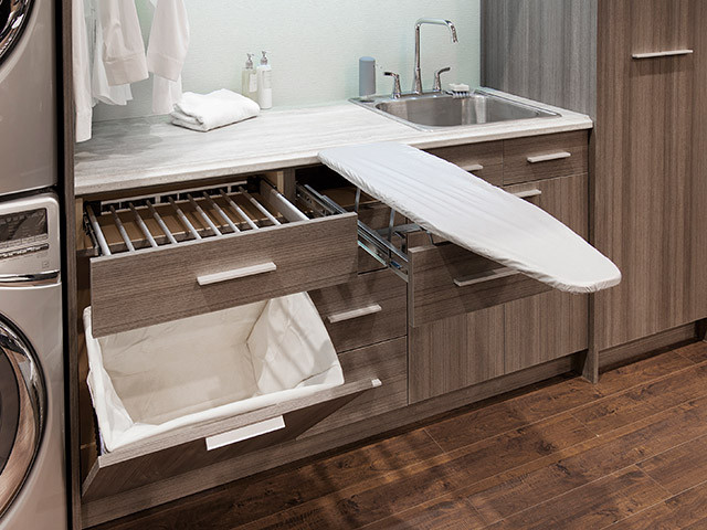Best ideas about Laundry Room Accessories . Save or Pin Top 5 Tips for Laundry Room Organization and Storage Now.