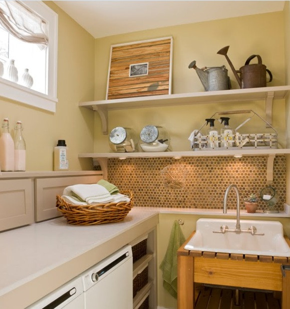 Best ideas about Laundry Room Accessories . Save or Pin Vintage Laundry Room Decor Ideas to Freshen up Your Rooms Now.