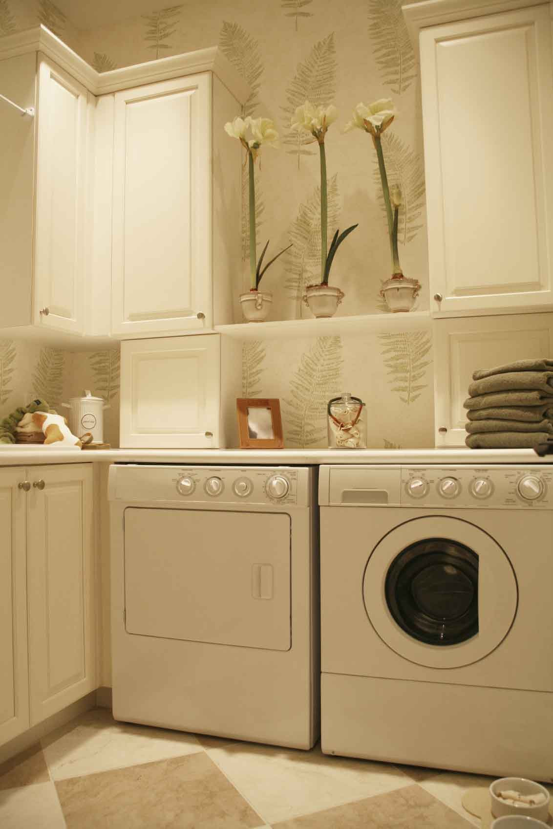 Best ideas about Laundry Room Accessories . Save or Pin Deciding Appropriate Laundry Room Decor MidCityEast Now.