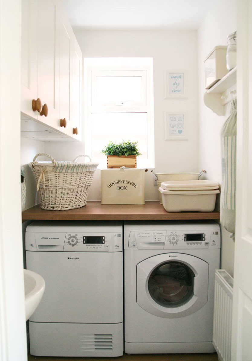 Best ideas about Laundry Room Accessories . Save or Pin Top 16 Laundry Room Decor Ideas With s Now.