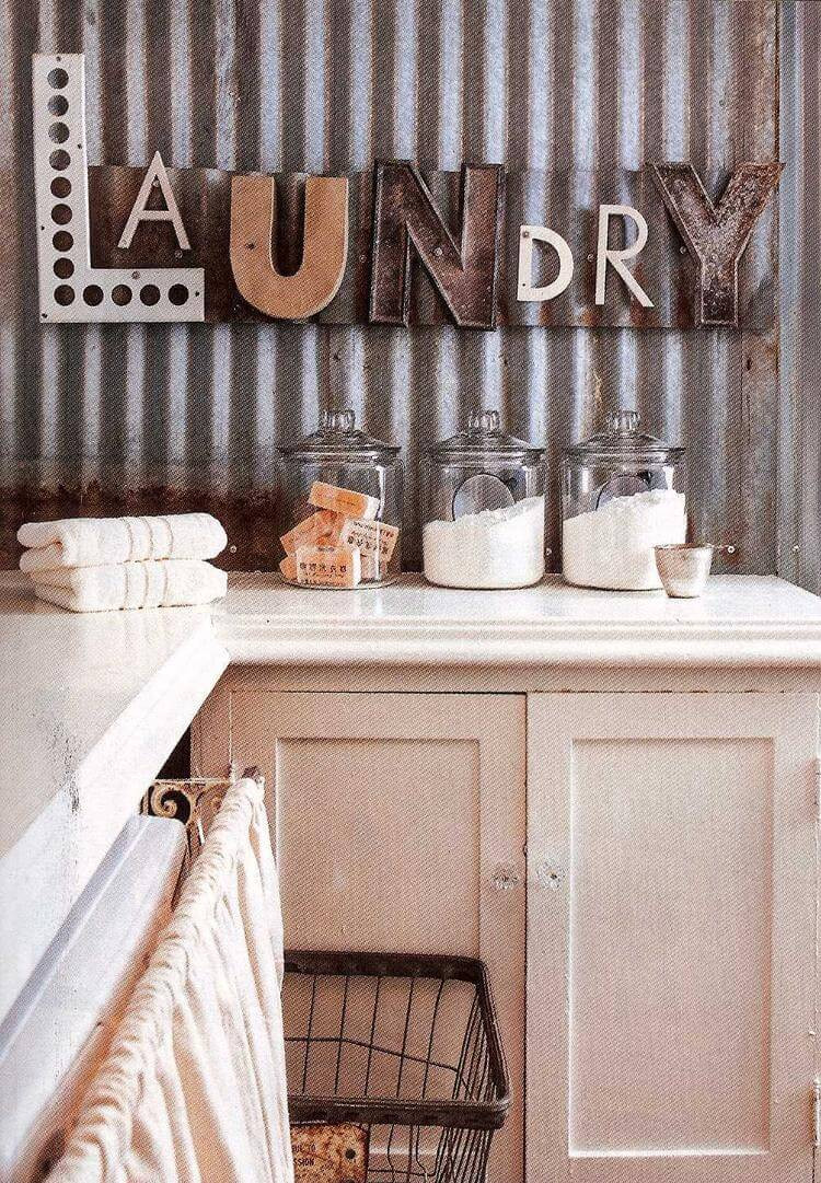 Best ideas about Laundry Room Accessories . Save or Pin 25 Best Vintage Laundry Room Decor Ideas and Designs for 2019 Now.