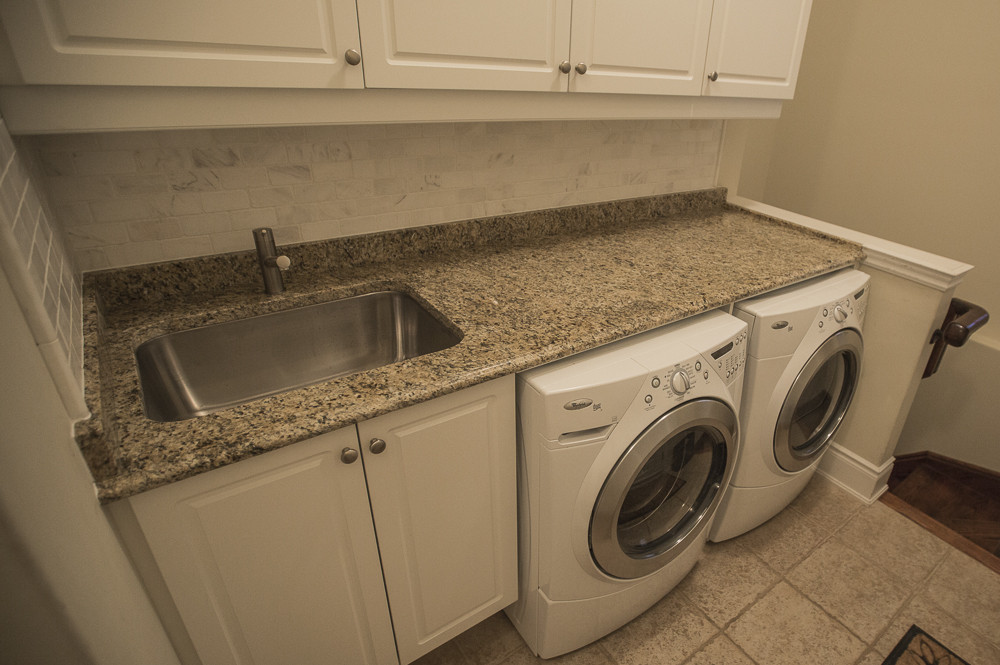 Best ideas about Laundry Room Countertop . Save or Pin Toronto Custom Concepts Blog Laundry Room Reno Now.