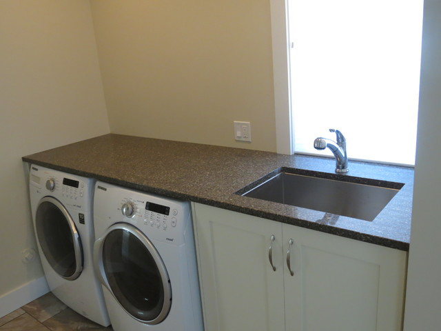 Best ideas about Laundry Room Countertop . Save or Pin Granite & Quartz Countertops Laundry Room Vancouver Now.