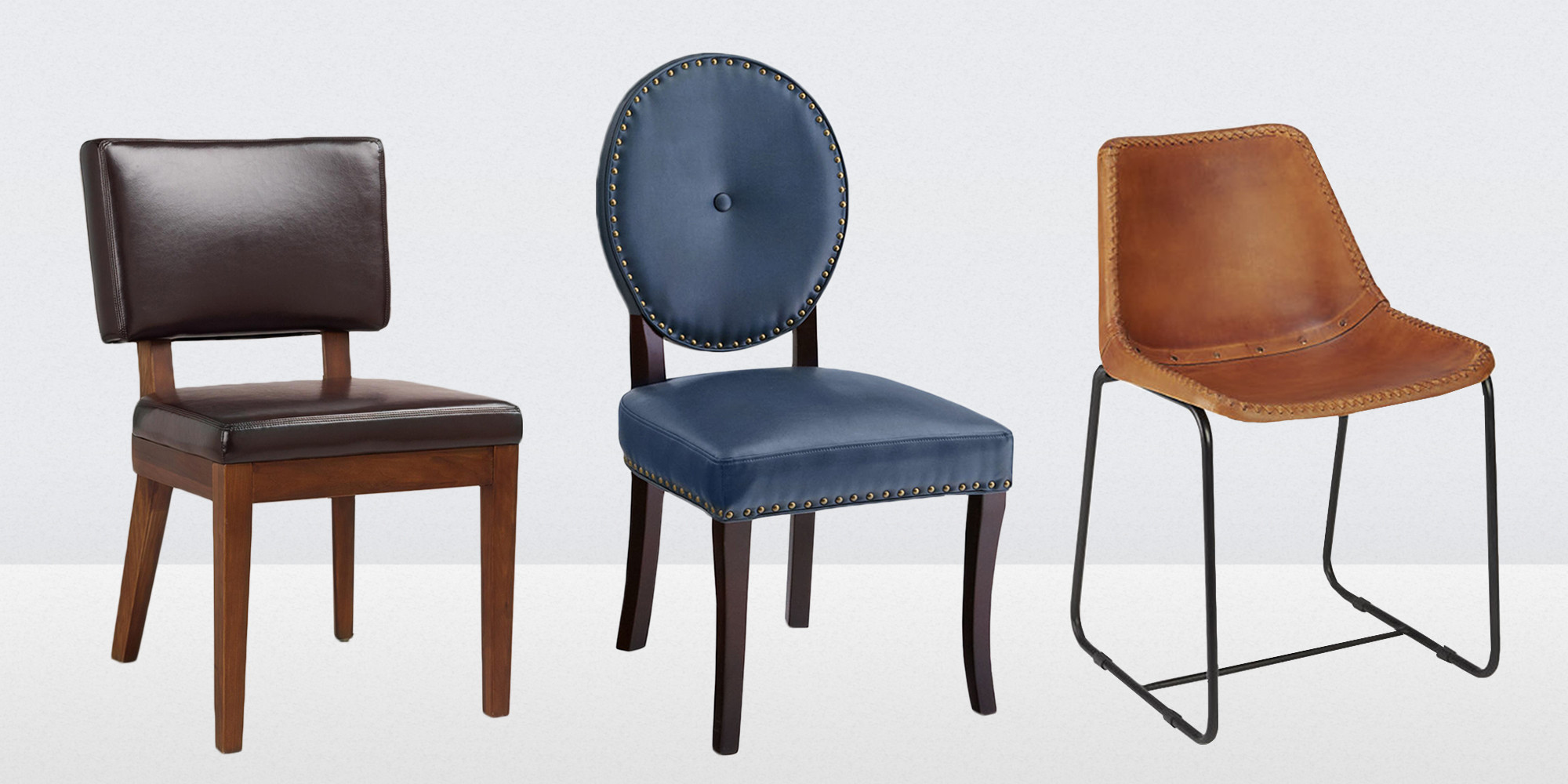 Best ideas about Leather Dining Chair . Save or Pin 13 Best Leather Dining Room Chairs in 2018 Leather Side Now.