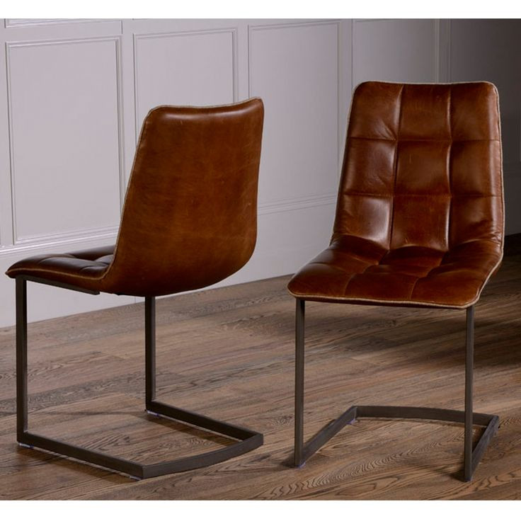 Best ideas about Leather Dining Chair . Save or Pin Dolomite Leather Dining Chair H O M E Now.