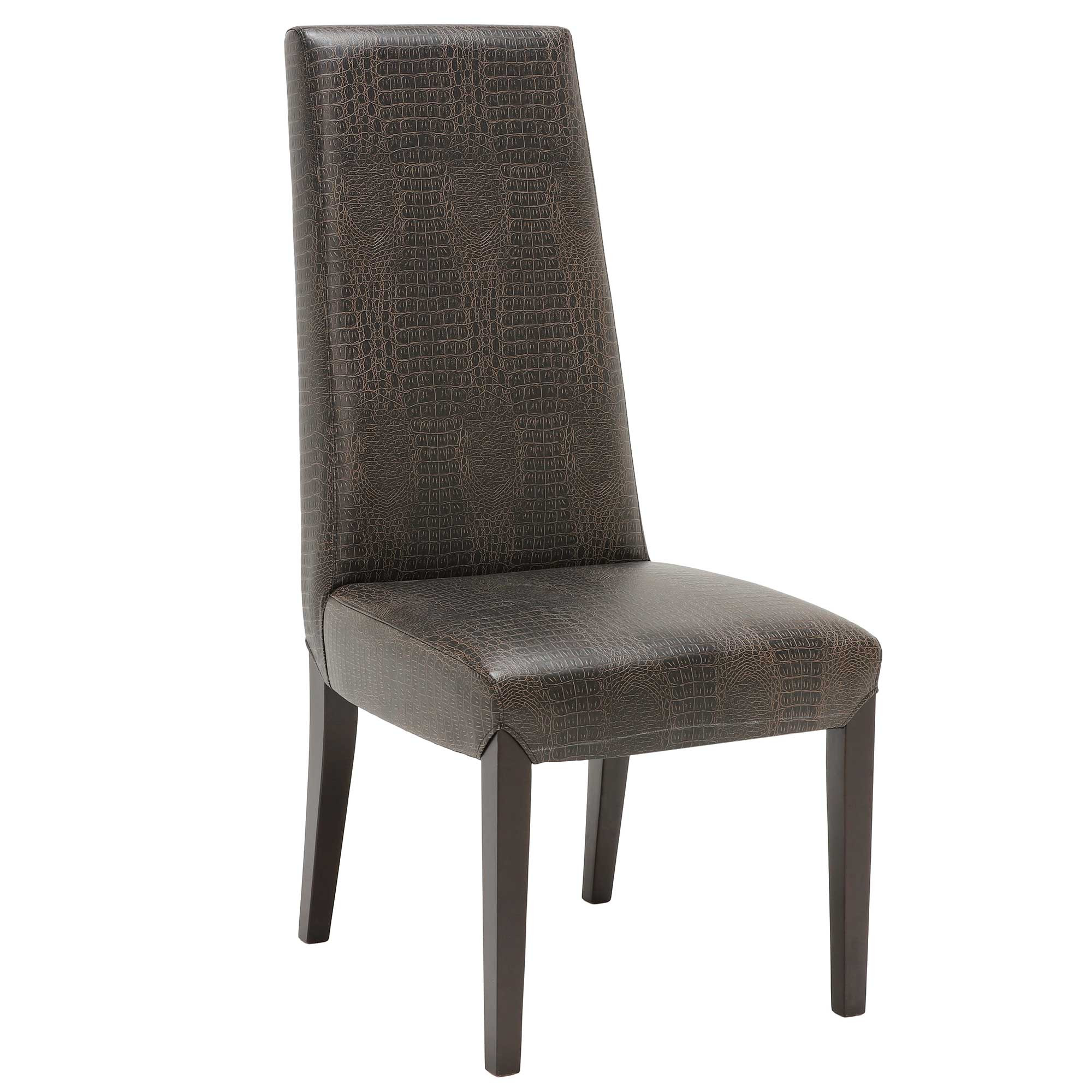 Best ideas about Leather Dining Chair . Save or Pin The Galicia Leather Dining Chair Leather Dining Chairs Now.