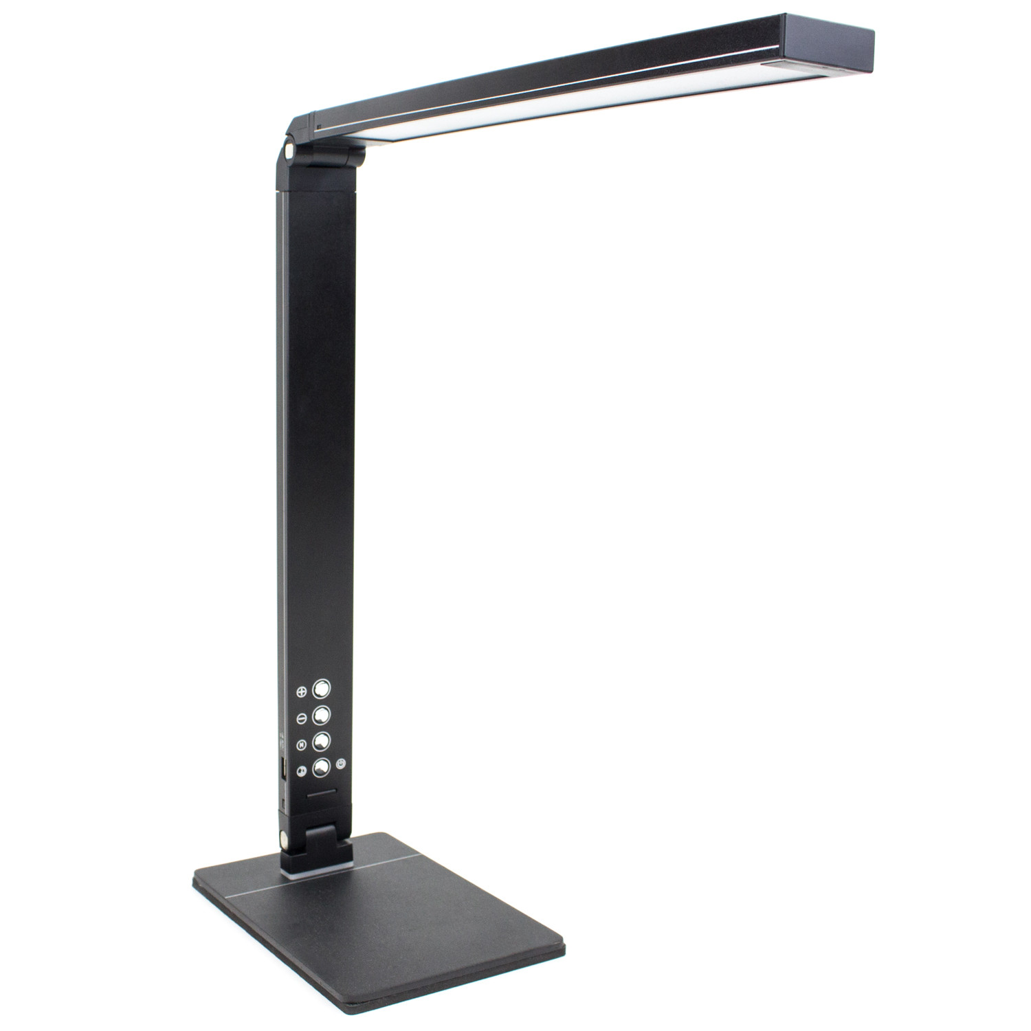 Best ideas about Led Desk Lamps . Save or Pin 10W Adjustable LED Desk Lamp w Color Changing Dimming Now.
