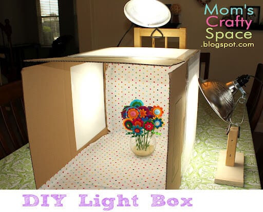 Best ideas about Light Box DIY . Save or Pin DIY Light Box Happiness is Homemade Now.