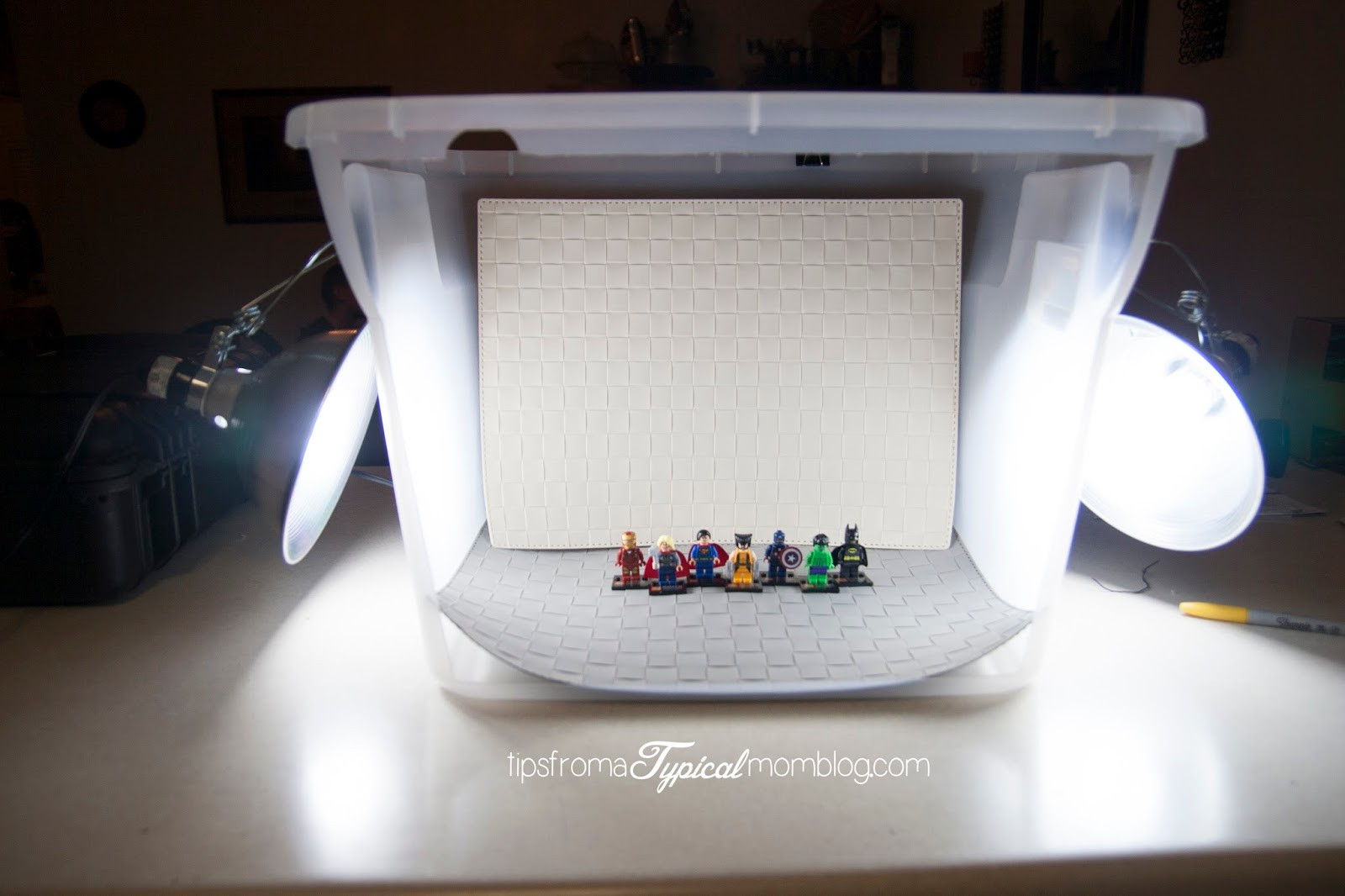 Best ideas about Light Box DIY . Save or Pin DIY Tutorial Light Box for Bloggers Tips from a Typical Mom Now.