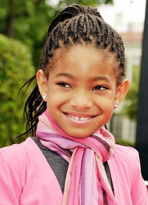 Best ideas about Lil Black Girl Hairstyles Braids . Save or Pin Little Black Girls Braided Hairstyles African American Now.