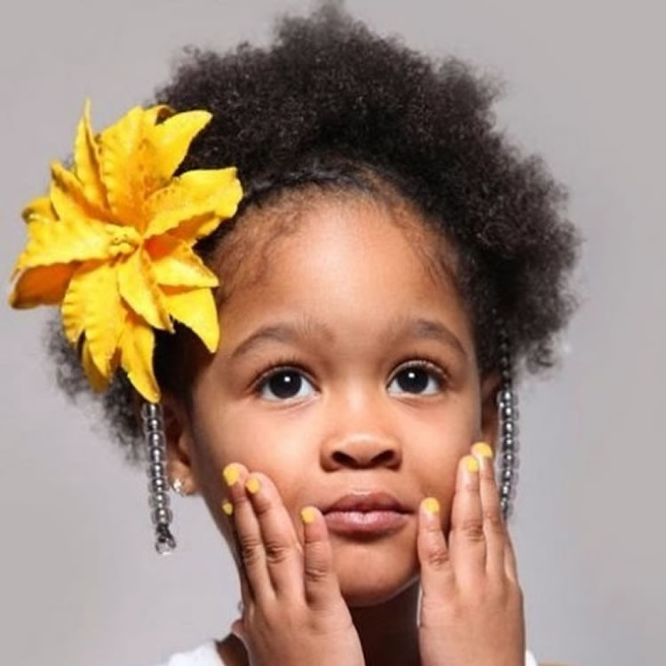 Best ideas about Lil Black Girl Hairstyles Braids . Save or Pin 64 Cool Braided Hairstyles for Little Black Girls – Page 3 Now.