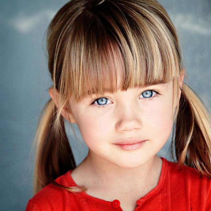 Best ideas about Little Girl Hairstyle . Save or Pin Little Girl Haircuts Now.
