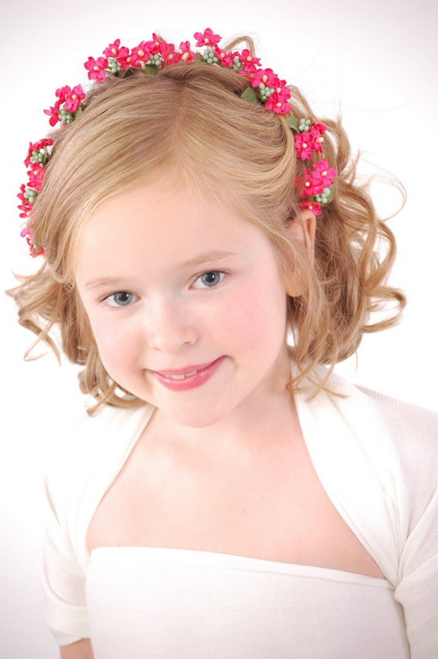 Best ideas about Little Girl Hairstyle . Save or Pin 20 Hairstyles for Kids with MagMent Now.